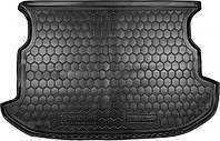 Полиуретановый коврик в багажник SsangYong Korando III 2010- (AVTO-GUMM)