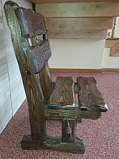 Набор №1 ГЕНУЯ  2,0м брашированый 8 стульев, фото 2
