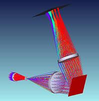 Услуга: Расчет оптических систем (optical system design)