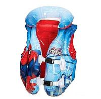 Детские надувной жилет для плавания «Spider Man» | «Bestway»