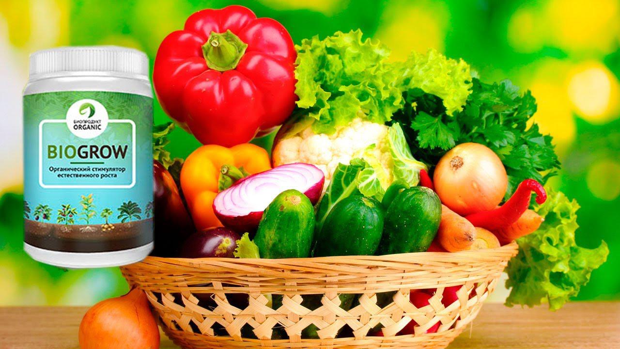 Биоудобрение Biogrow: цена, отзывы, как купить