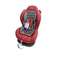 Автокресло Welldon Smart Sport (Красно-серый) для детей от 9 месяцев до 6 лет