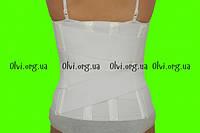 Классический бандаж для поясничного отдела спины