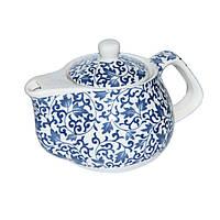 """Заварочный чайник с ситом керамический 250 мл """"Домашний"""" ( чайник )"""