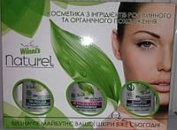 Набор органических средств личной гигиены Winni's №2 (шампунь+гель для душа+средство для интимной гигиены)