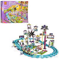 Конструктор  Bela Friends 1056399 (LEGO Friends) ¨Парк развлечений: Американские горки¨, 1136 дет