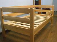 Кровать детская подростковая Тимошка 70*140 с защитным бортиком