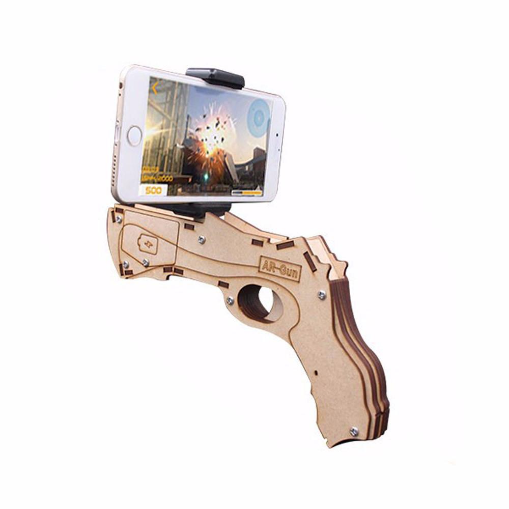 Пістолет віртуальної реальності Bluetooth AR Gun Game