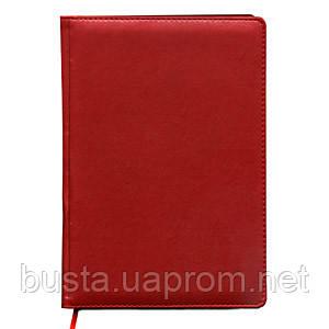 Ежедневник за 2011/2022 год А5 кожзам Caprice красный