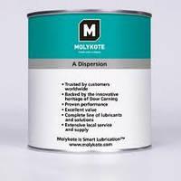Суспензия твердого смазочного вещества в минеральном масле Molykote A