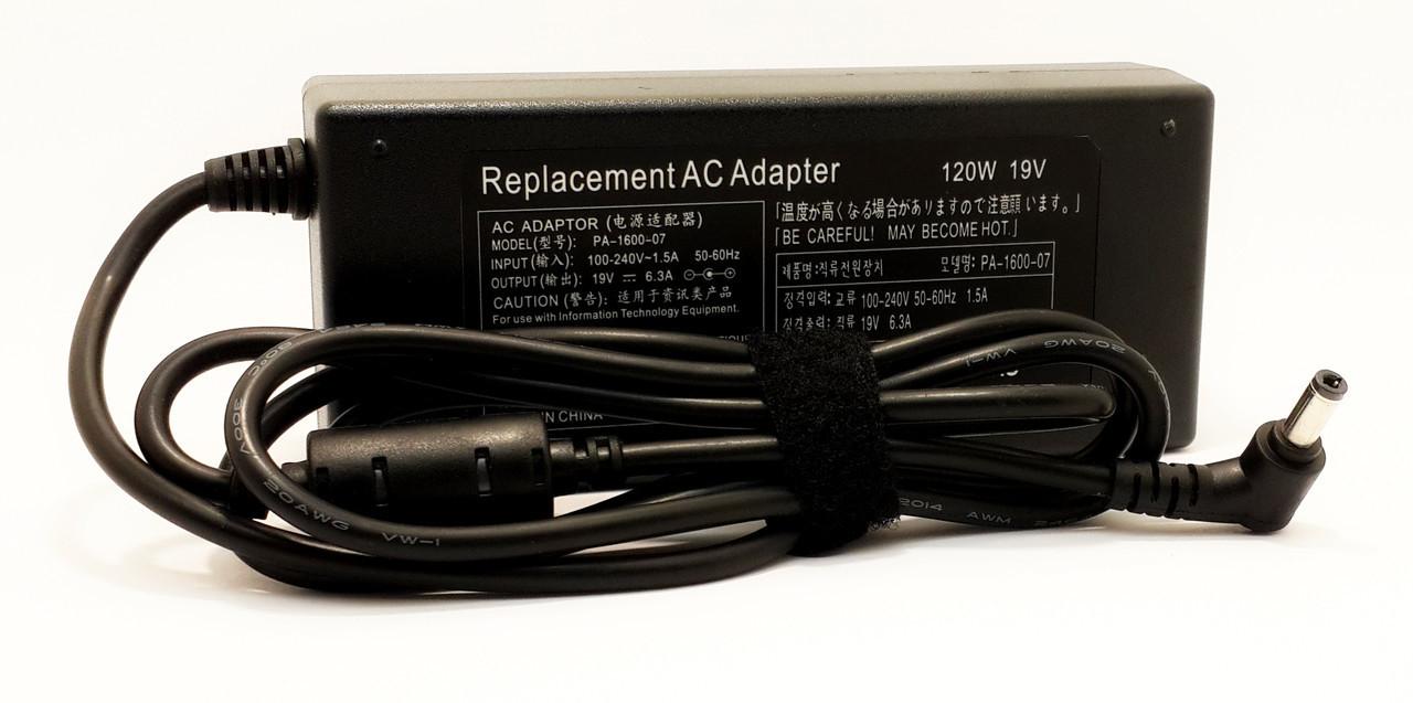 Блок питания Asus120W 19V6.3A 5.5*2.5mm L tip