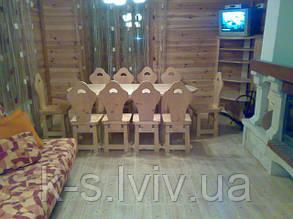 дерев'яний будинок Карпати