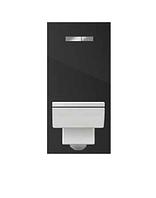 Модуль TECElux200 для подвесного унитаза, кнопки хром