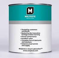 Белая суспензия твердых смазочных веществ в минеральном масле Molykote W15
