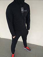Спортивный костюм мужской черный Under Armour , фото 1