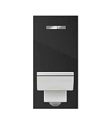 Модуль TECElux200 для унитаза-биде, с крышкой-биде, кнопки хром, фото 1