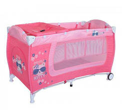 Дитяче ліжечко-манеж Bertoni Danny 2L