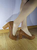 Туфли на каблуке Colires Kamel 2166
