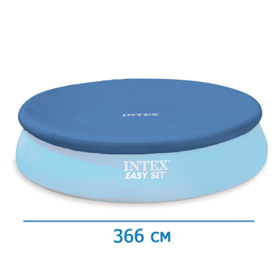 🔥✅ Чехол тент Intex 58919 для бассейна 366 см 28022