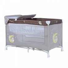 Дитяче ліжечко-манеж Bertoni Nanny 2L