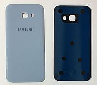 Задняя голубая крышка для Samsung Galaxy A3 2017 A320 A320F A320FL A320Y