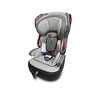 Автокресло Welldon Penguin Plus (Серый) для детей от 9 месяцев до 12 лет