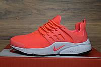 Женские кроссовки Nike Air Presto, оранжевые