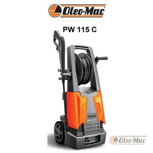 Мойка Oleo-Mac PW115C(давление 115 бар.)