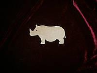 Носорог (11 х 9,5 см), декор