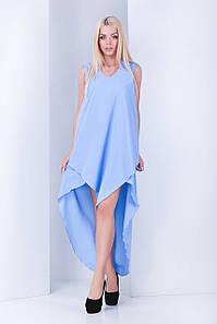 Женское летнее платье со шлейфом (Лайма mrb)
