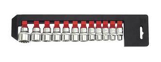 """Набор головок Spline 12 пр. 3/8"""" (8-22 мм) Force 3122Q F"""