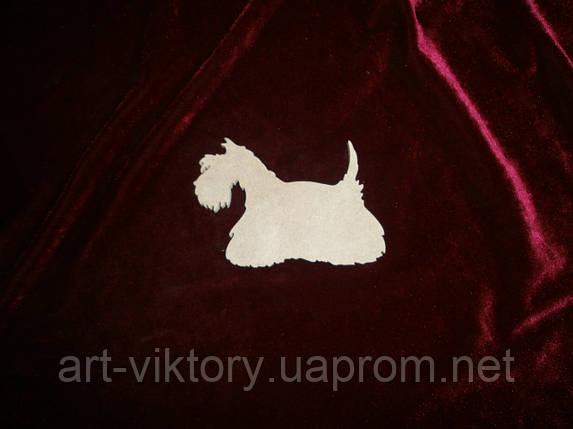 Собака (10 х 8 см), декор, фото 2