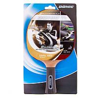 Уникальная ракетка для тенниса Donic Waldner Line 1000