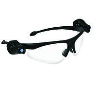 Очки защитные с подсветкой TRUPER LELED-2