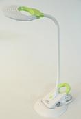 Наст. лампа LUMEN LED office TL 1128 4w зеленая