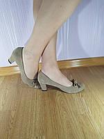 Туфли на каблуке FGM Khaki 2012
