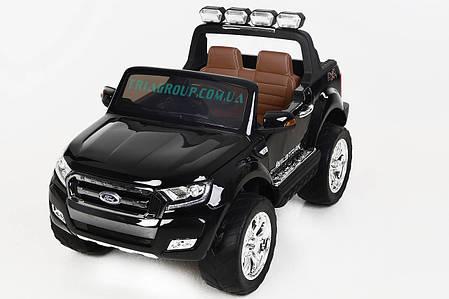 Детский электромобиль Ford с планшетом, фото 2