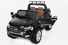 Детский электромобиль Ford с планшетом, фото 3