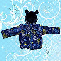 Куртка весенняя на мальчика Joy (1-3 года), фото 1