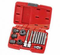 Набор для снятия шкивов генераторов (14 ед.) 4738 JTC