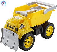 Большая машина грузовик Matchbox Sand Truck
