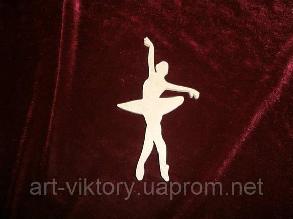 Балерина (высота 14 см), декор, фото 2