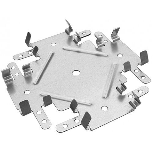 Соединитель крестообразный универсальный для потолочного CD профиля (краб)