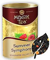 Чорний листовий чай «Magik Tea Summer Symphony», 100г