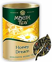 Зелений листовий чай «Magik Tea Honey Dream», 100г