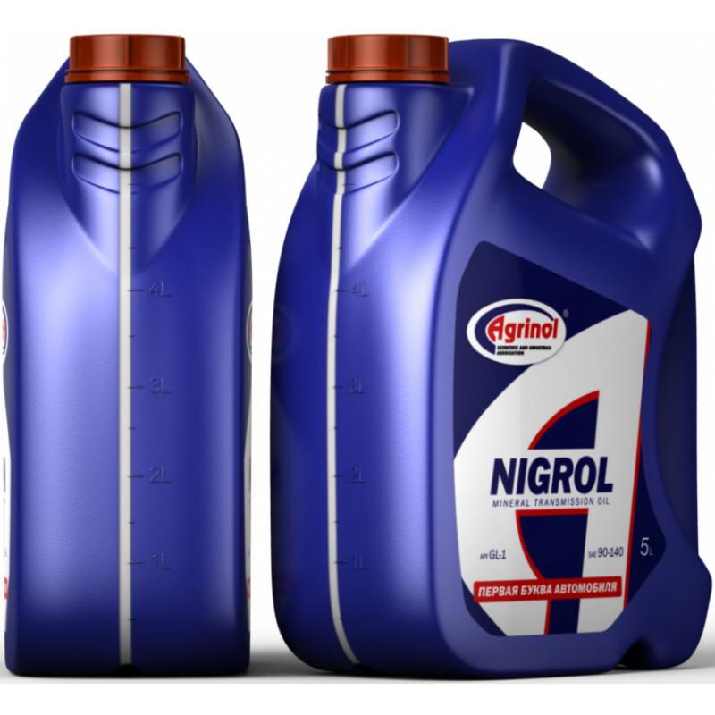 Масло Агринол Нигрол-Л SAE 90-140, GL-1 50л.