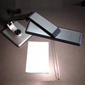 Наст. лампа LUMEN LED office TL 1203 10w серебристая