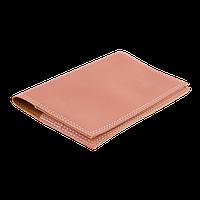 Обложка на паспорт пудрового цвета, фото 1
