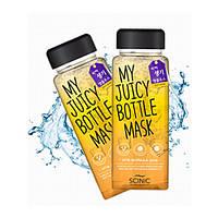 Тканевая маска для лица Scinic My Juicy Bottle Mask Vita Ampoule