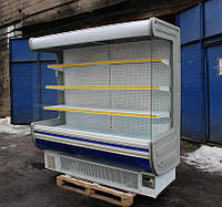 "Холодильная Горка ( РЕГАЛ) ""Технохолод ВХС ""Аризона"" 2,0 м. БУ"